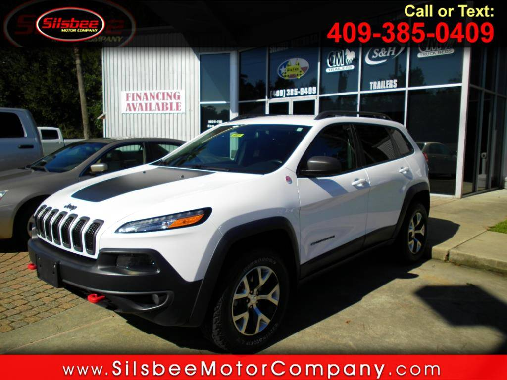 2015 Jeep Cherokee 4WD 4dr Trailhawk Wagon