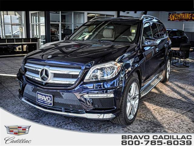 Used 2015 Mercedes-Benz GL-Class