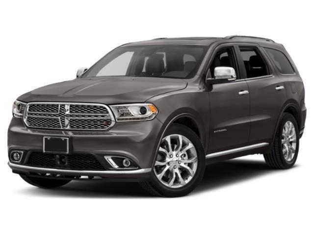 New 2019 Dodge Durango