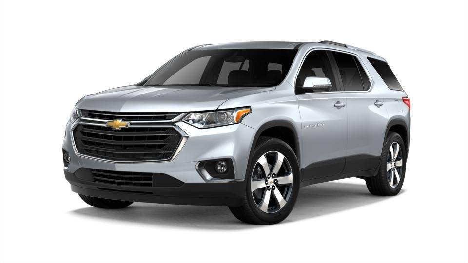 Used 2018 Chevrolet Traverse