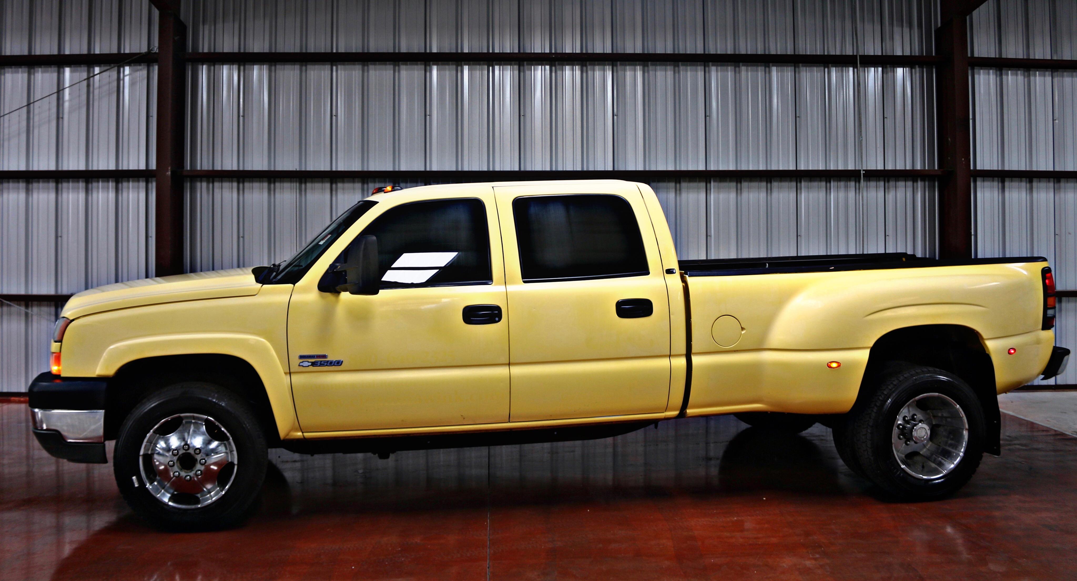 Used 2005 Chevrolet Silverado 3500