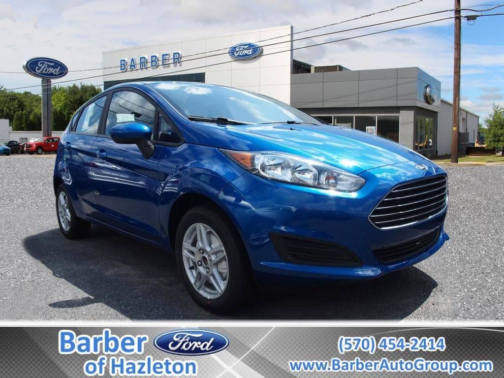 Used 2018 Ford Fiesta