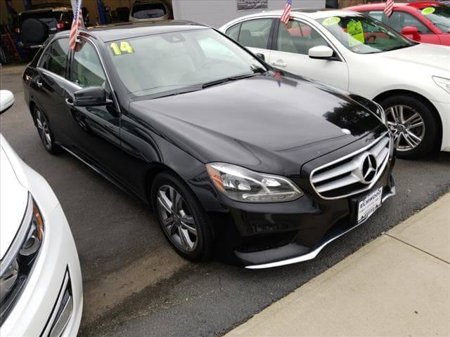 Used 2014 Mercedes-Benz E-Class