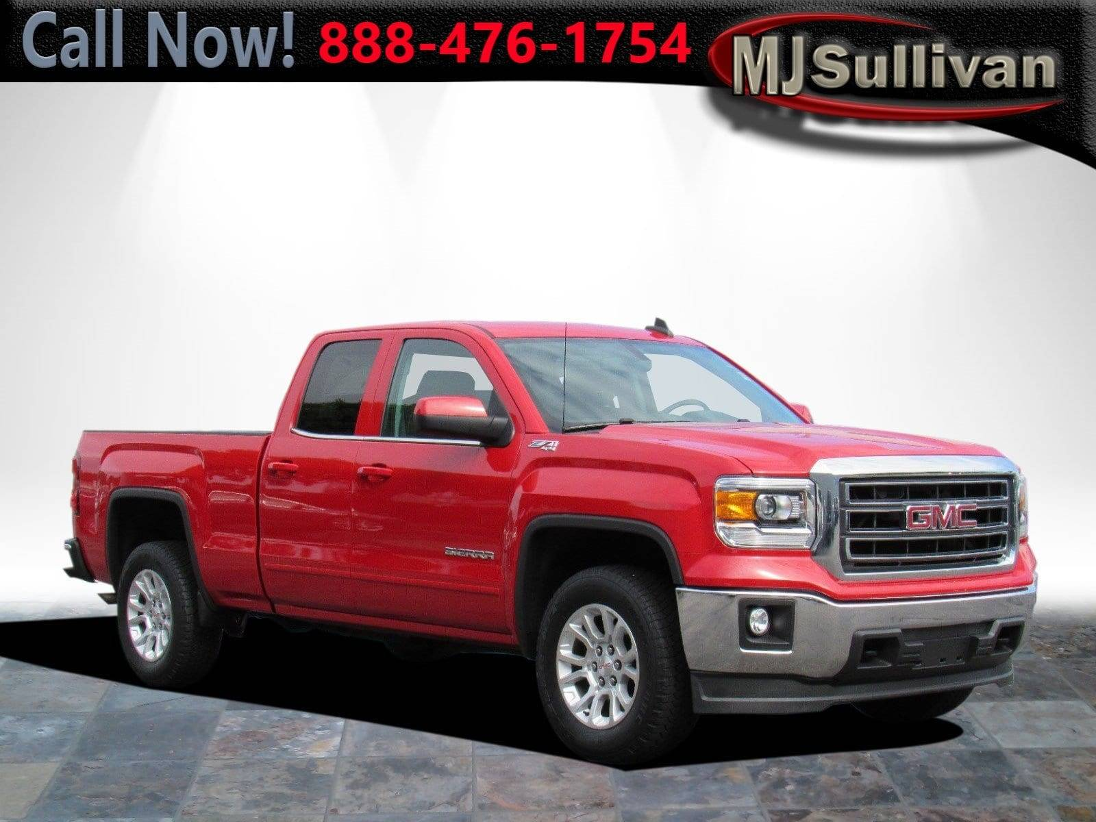 Used 2015 GMC Sierra 1500