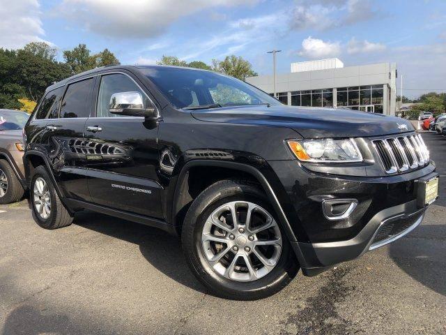 Used 2015 Jeep Grand Cherokee