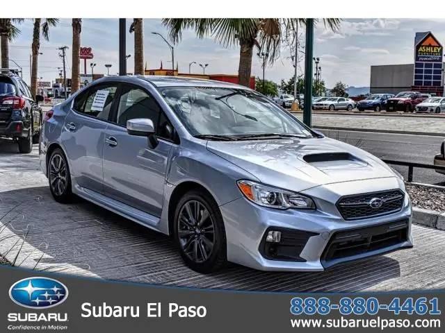 New 2018 Subaru WRX