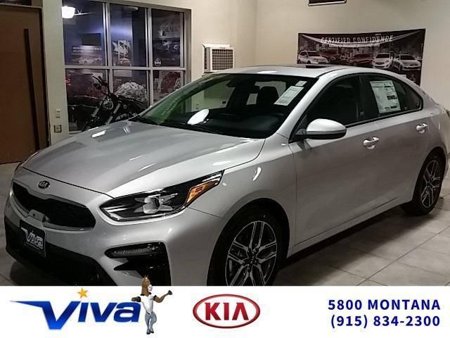 New 2019 Kia Forte