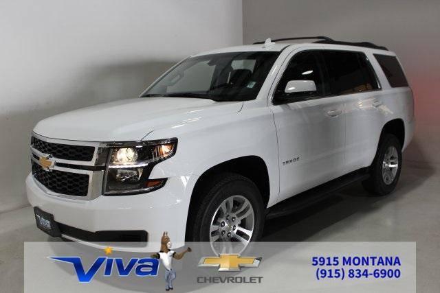 New 2019 Chevrolet Suburban