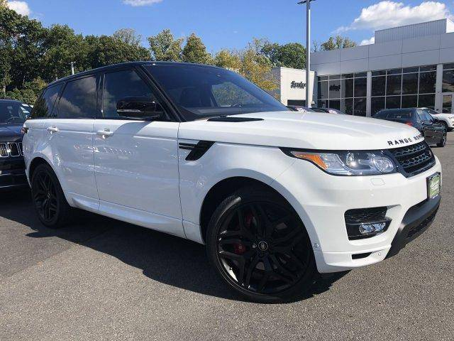 Used 2017 Land Rover Range Rover Sport