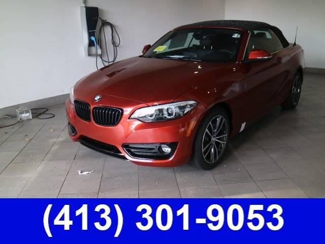 New 2019 BMW 2 Series
