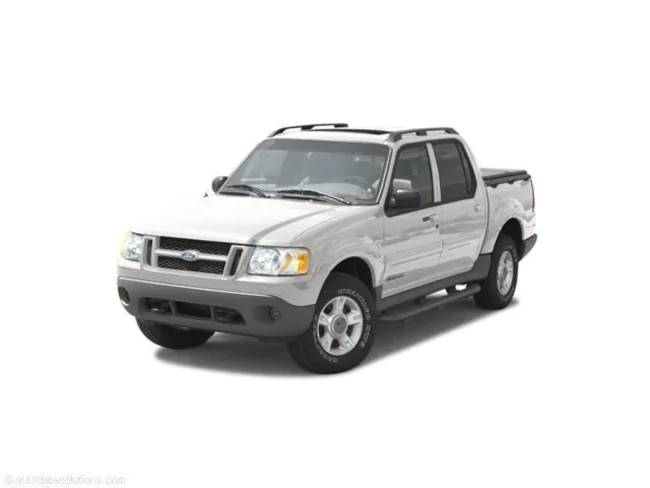 Used 2004 Ford Explorer Sport Trac