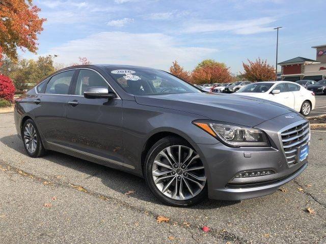 Used 2016 Hyundai Genesis
