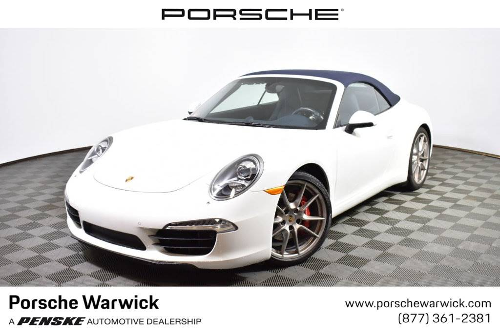 Used 2015 Porsche 911