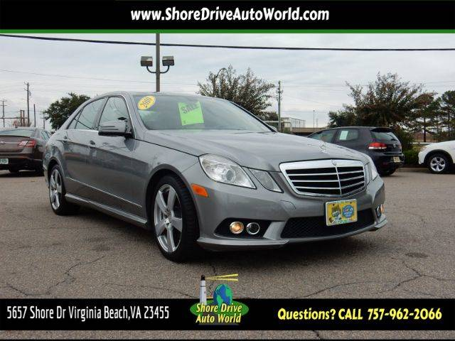 Used 2010 Mercedes-Benz E-Class