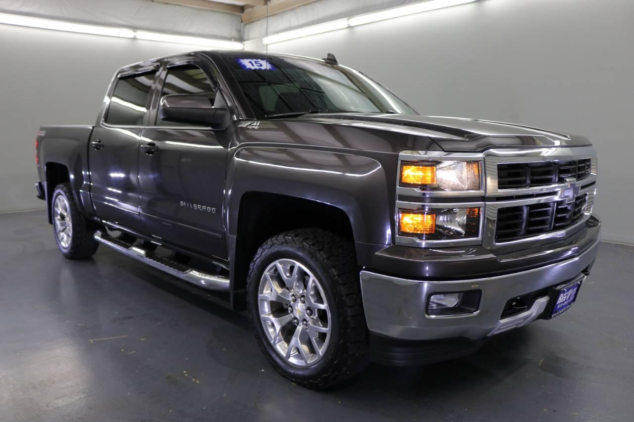 Used 2015 Chevrolet Silverado 1500