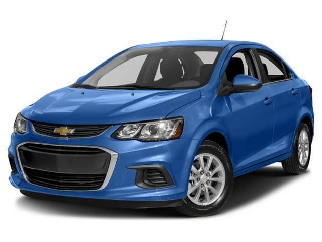 New 2019 Chevrolet Sonic