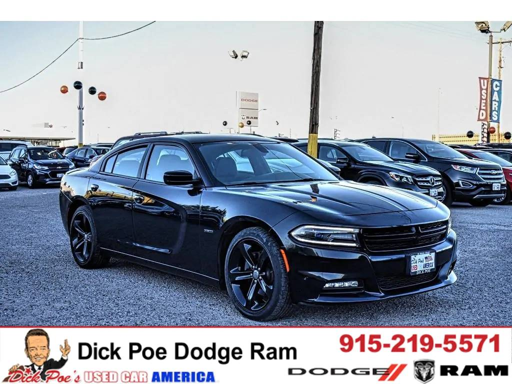 Used 2016 Dodge Charger