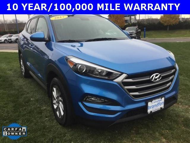 Used 2017 Hyundai Tucson