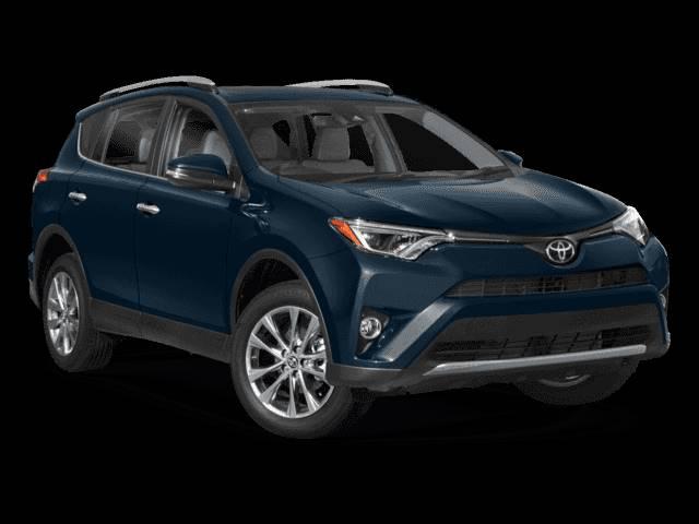 New 2018 Toyota RAV4