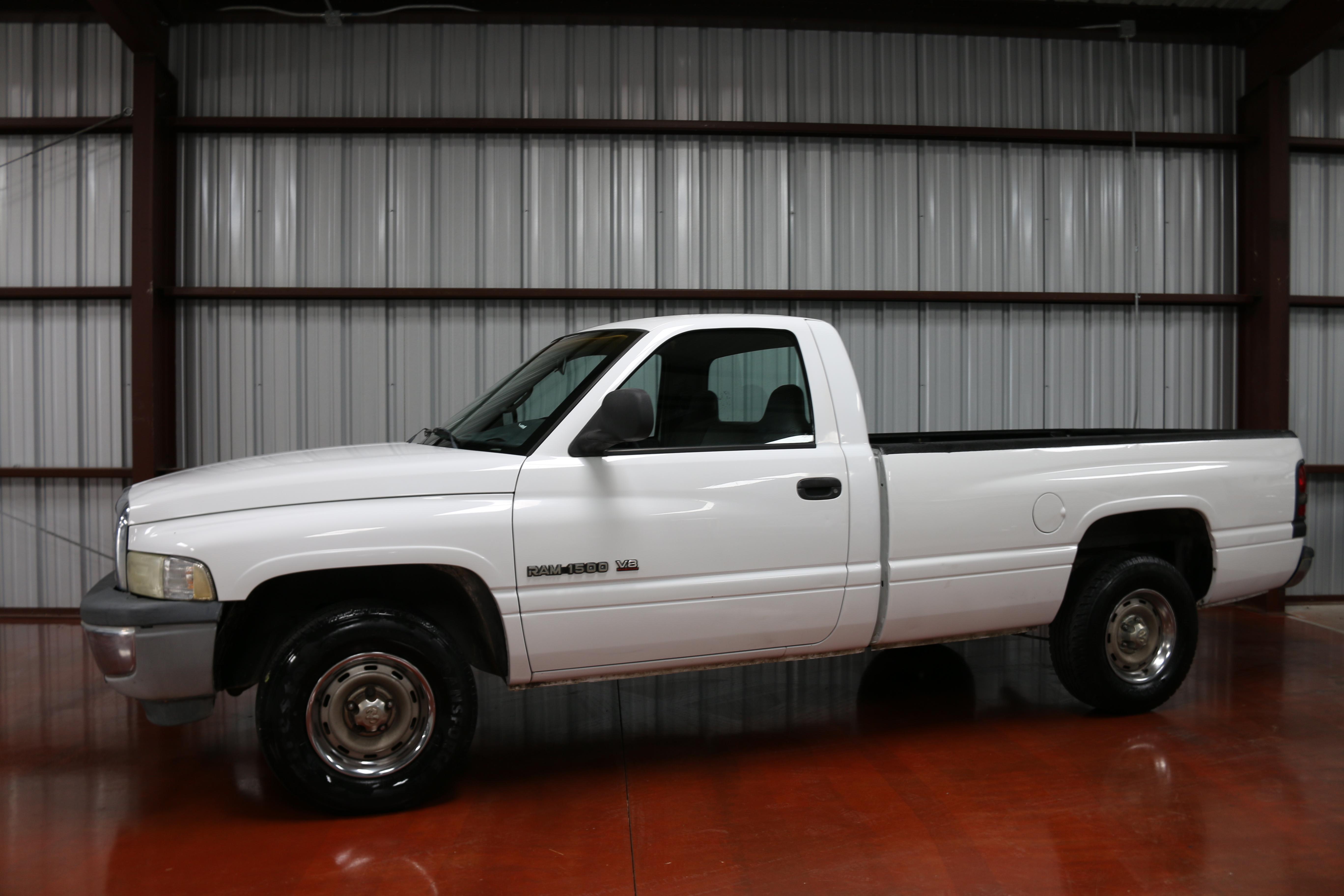 Used 2001 Dodge 1500