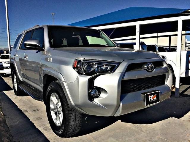 Used 2016 Toyota 4Runner