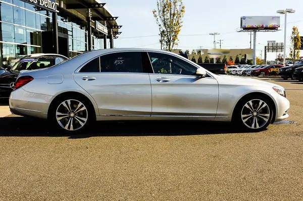 Used 2015 Mercedes-Benz S-Class