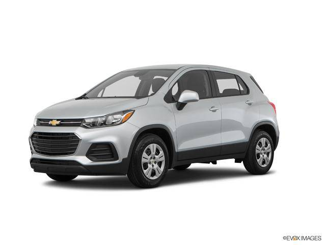 Used 2018 Chevrolet Trax