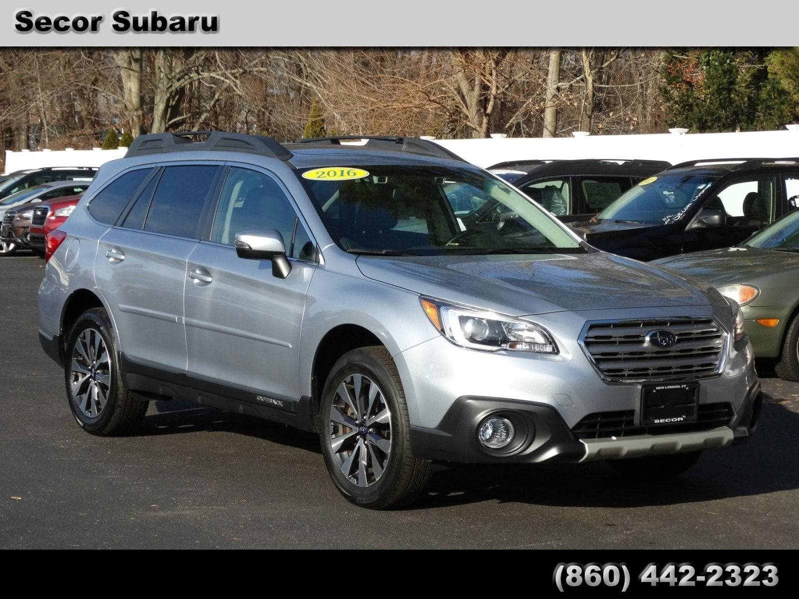 Used 2016 Subaru Outback