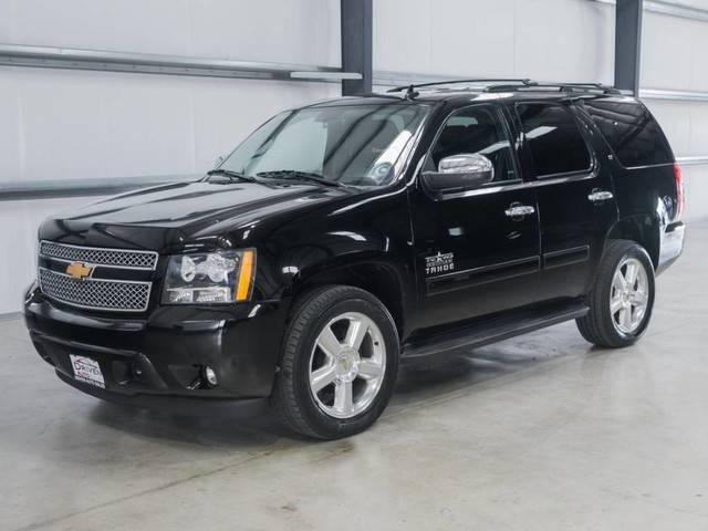 Used 2014 Chevrolet Tahoe