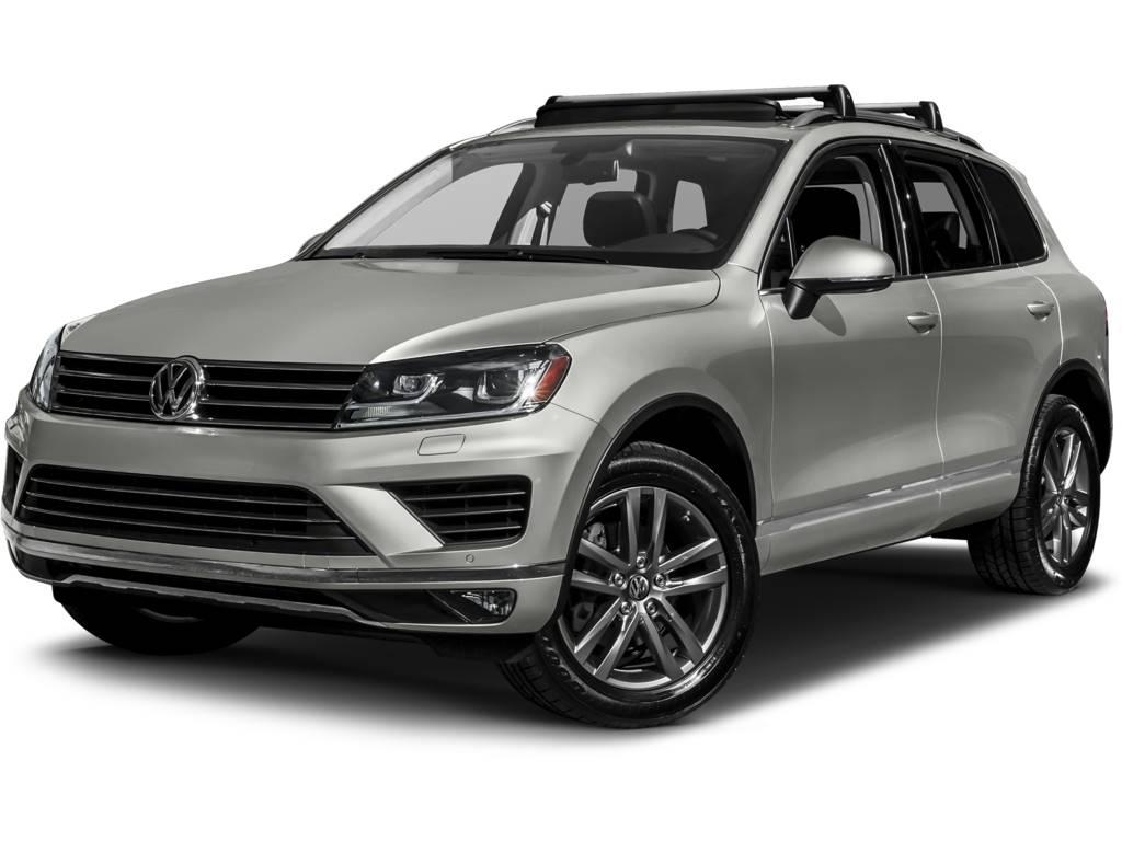 Used 2015 Volkswagen Touareg