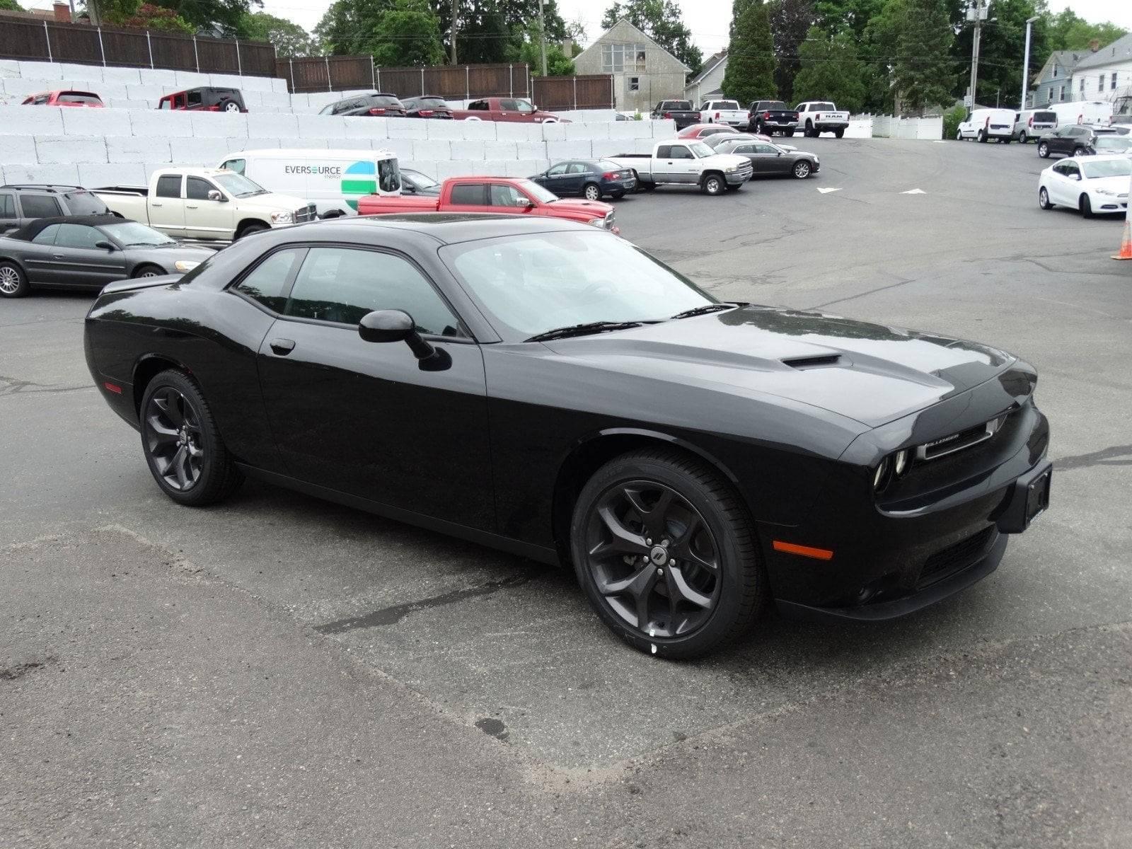 New 2017 Dodge Challenger
