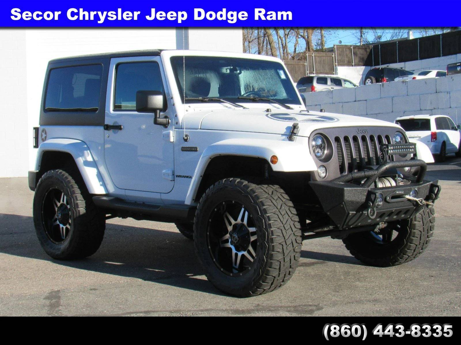 Used 2016 Jeep Wrangler