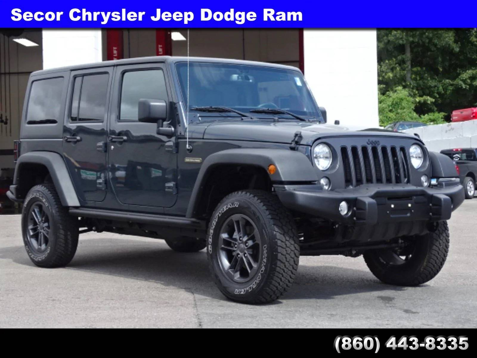Used 2018 Jeep Wrangler