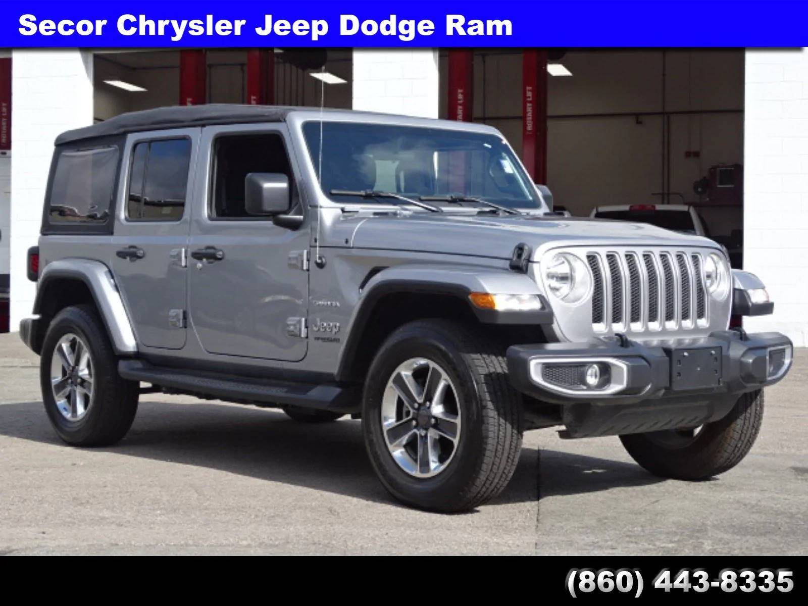 Used 2018 Jeep Wrangler Unlimited