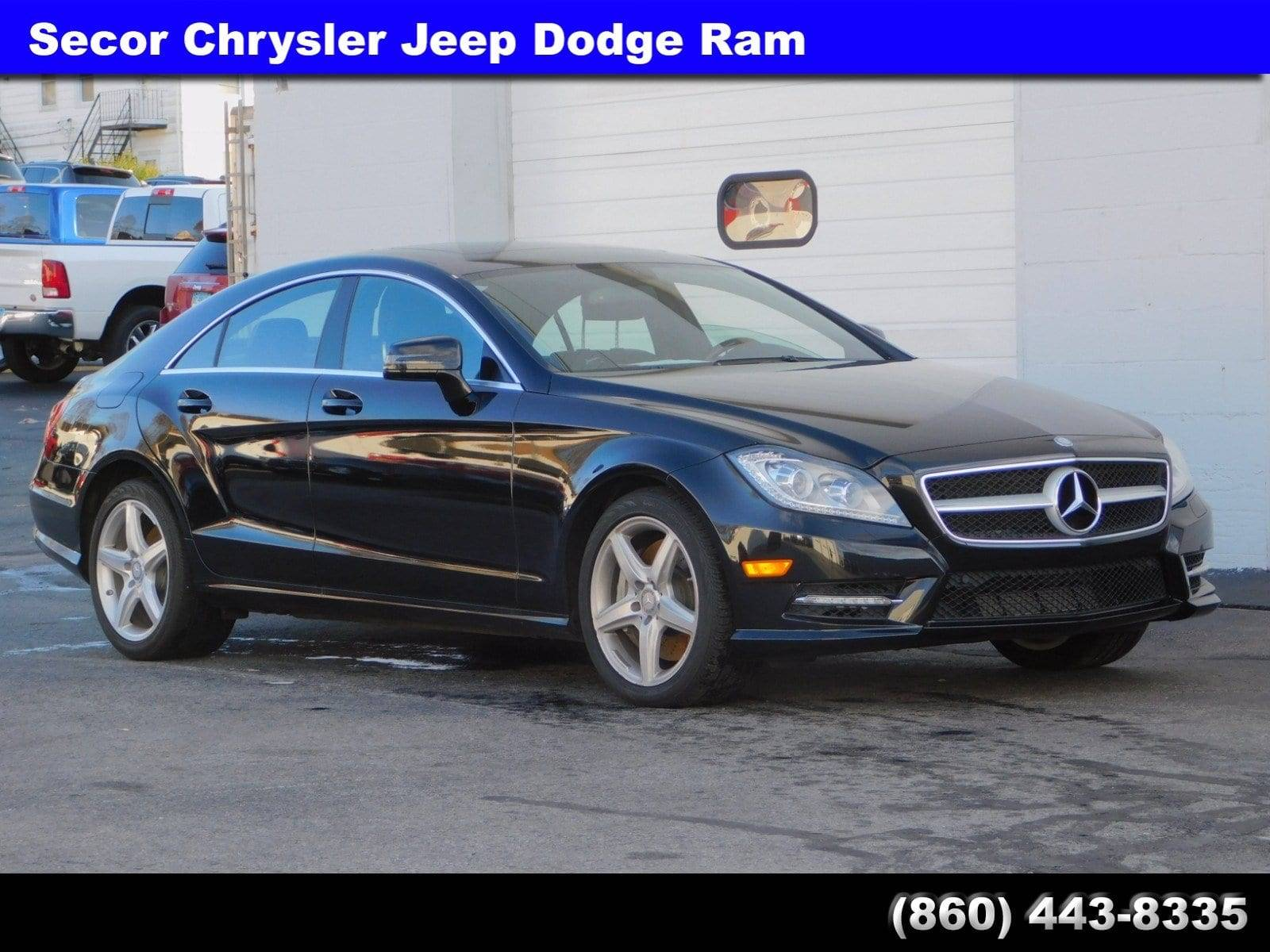 Used 2014 Mercedes-Benz CLS-Class