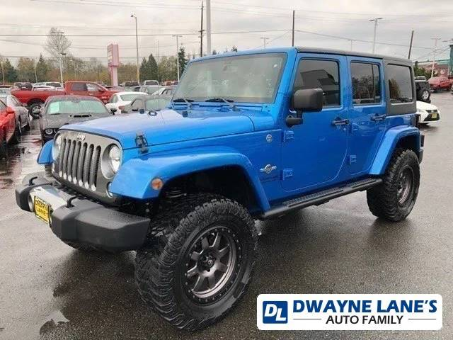 Used 2014 Jeep Wrangler Unlimited