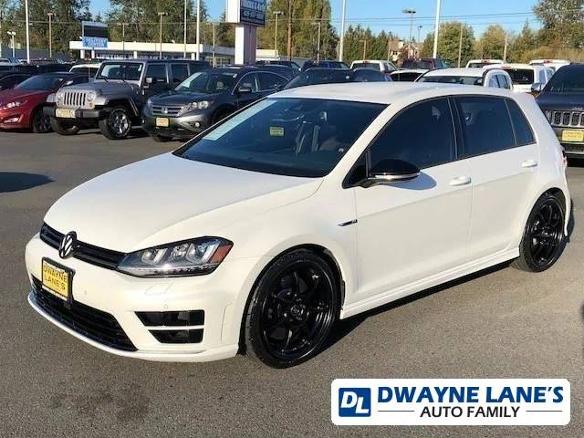 Used 2016 Volkswagen Golf R