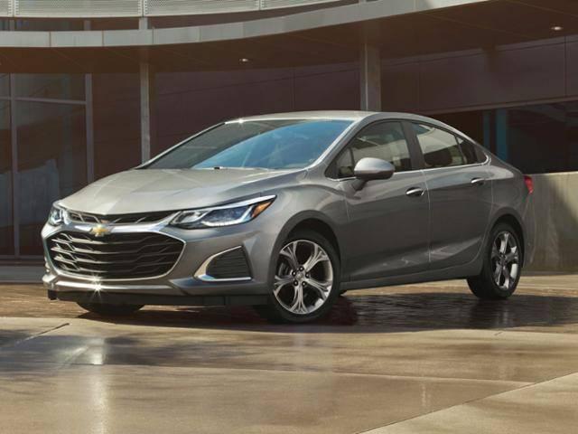 New 2019 Chevrolet Cruze