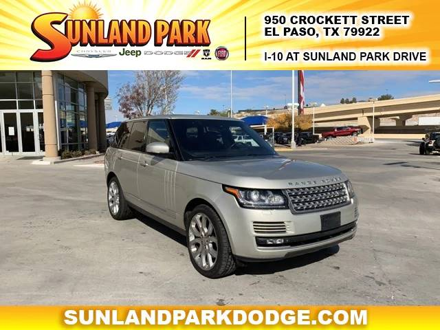 Used 2014 Land Rover Range Rover