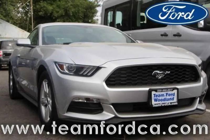 New 2017 Mustang