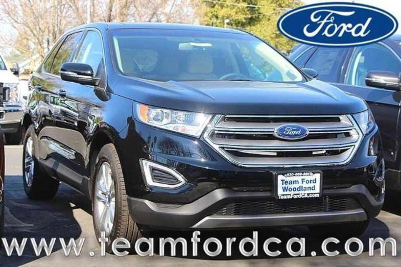 New 2017 Ford Edge