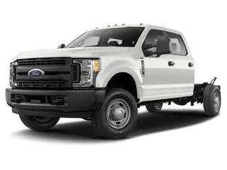 New 2017 Ford Super Duty F-350 SRW