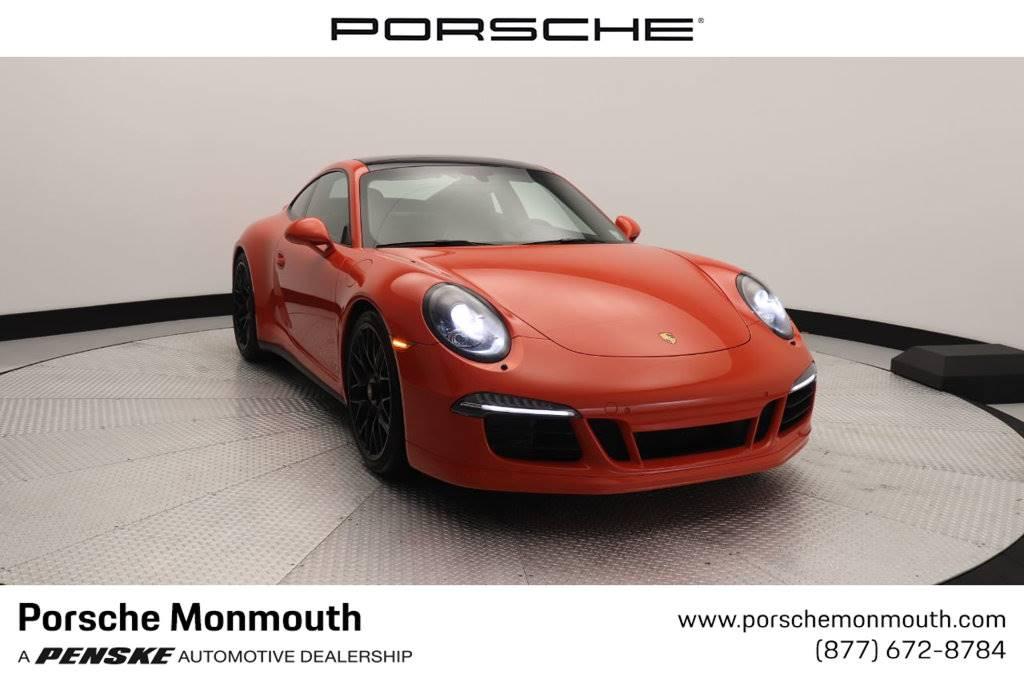 Used 2016 Porsche 911
