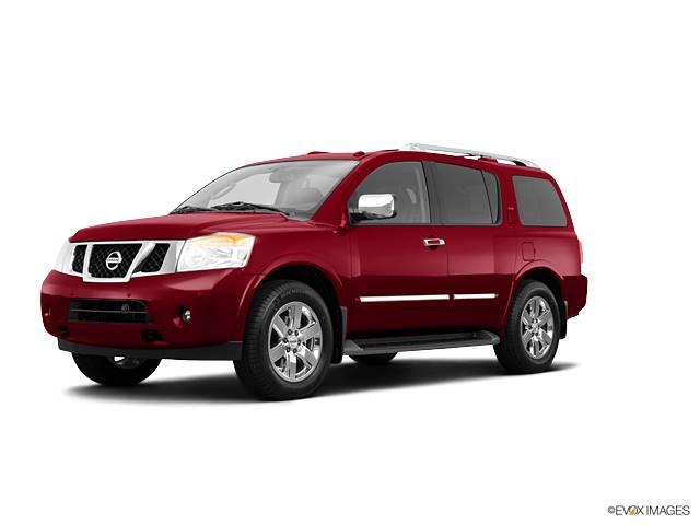 Used 2011 Nissan Armada