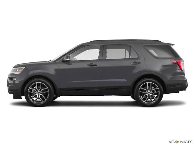 New 2019 Ford Explorer