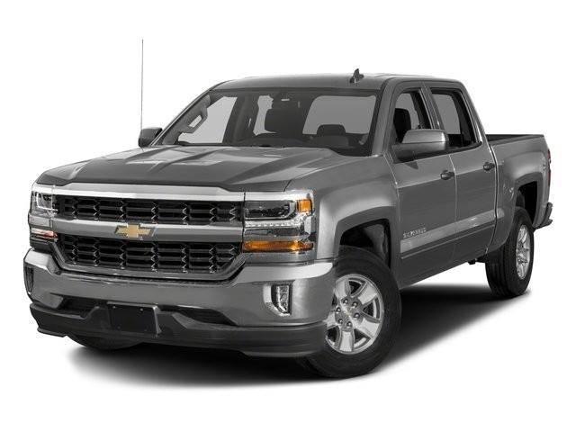 New 2018 Chevrolet Silverado 1500