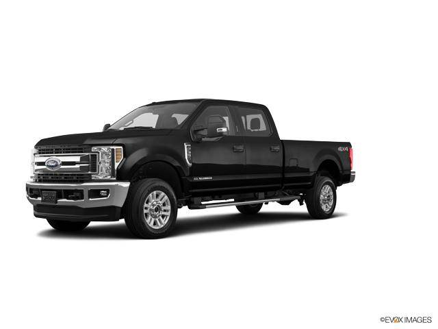 New 2019 Ford Super Duty F-350 SRW