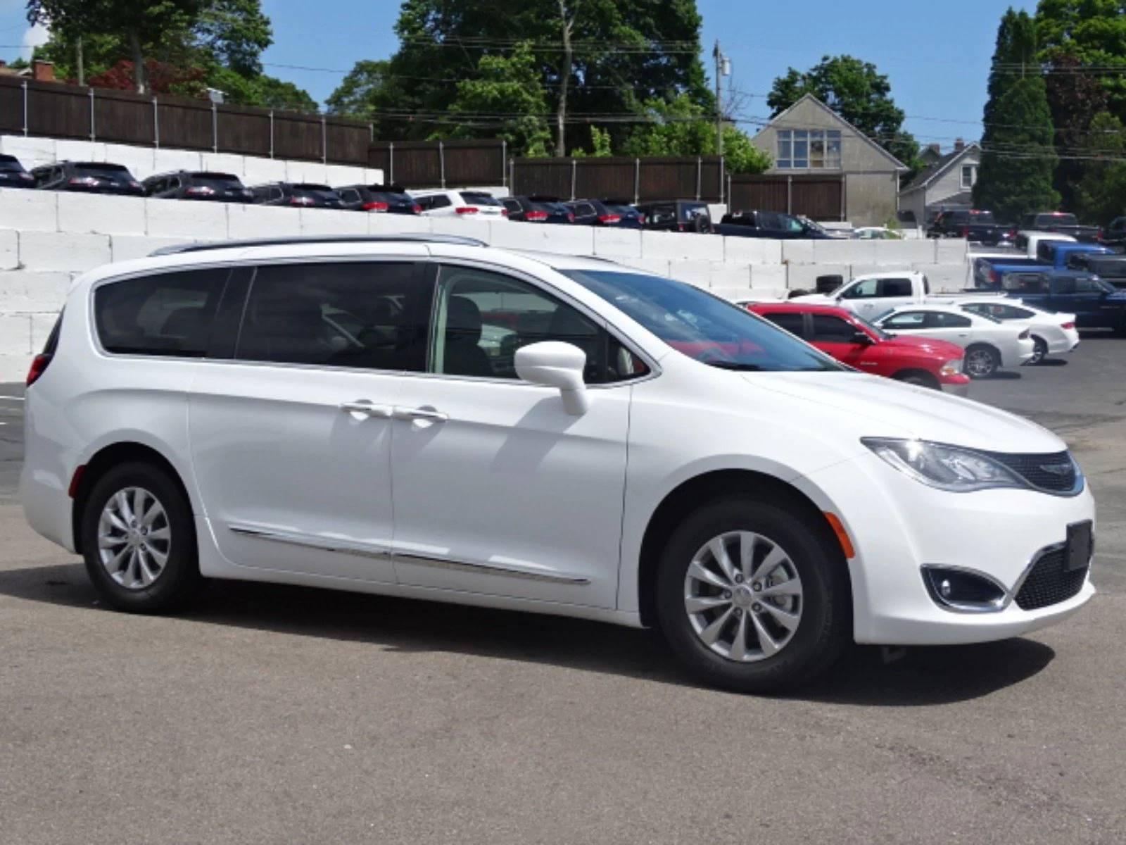 New 2018 Chrysler Pacifica
