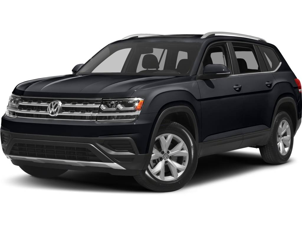Used 2018 Volkswagen Atlas