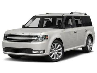 New 2019 Ford Flex